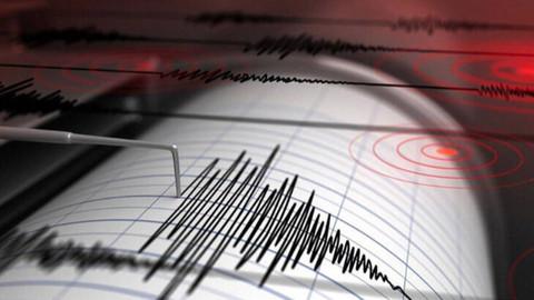 Sınırda deprem