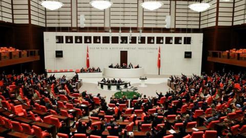 Af yasasında 25 madde daha Meclis'ten geçti