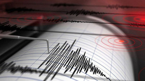 AFAD: İstanbul'da 3.8 büyüklüğünde deprem!