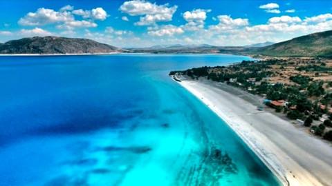 Bakan Kurum'dan salda gölüne ilişkin açıklama