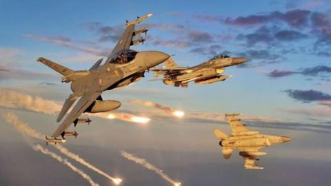 Kuzey Irak'ta 18 terörist etkisiz hale getirildi!