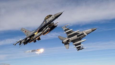 Irak'ın kuzeyinde 3 terörist öldürüldü!