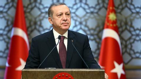 Erdoğan'dan koronavirüs görüşmeleri