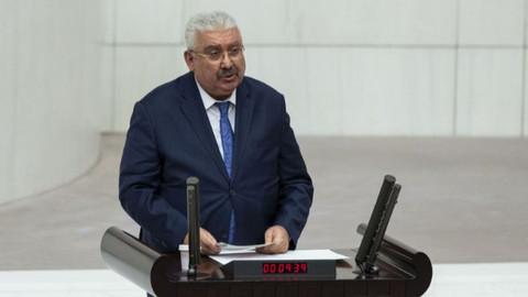 MHP'li Yalçın: Cumhur İttifakı dimdik ayakta