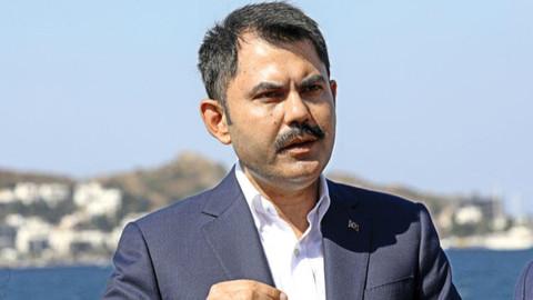 Bakan Kurum'dan 'AKM Millet Bahçesi' açıklaması