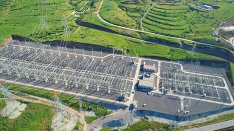 18 milyarlık projede elektrik üretimi!