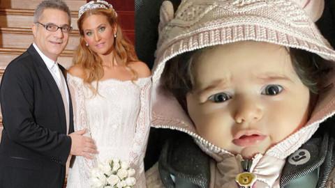 Sezin Erbil, kızının yüzünü ilk kez gösterdi