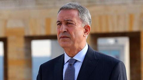 Bakan Akar'dan Ege'deki tacizlere tepki: Bunlar çok ciddi tahriktir, provokasyondur