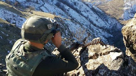 Diyarbakır'da PKK'ya yönelik operasyon