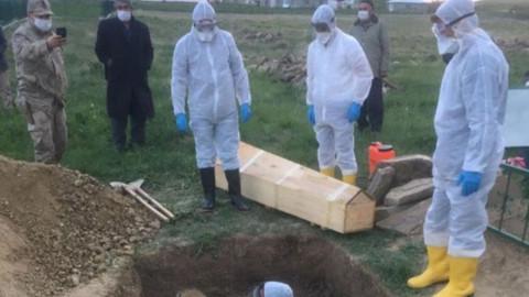 Yasağa karşı taziye çadırı kurulmuştu! Van'da 1 kişi hayatını kaybetti