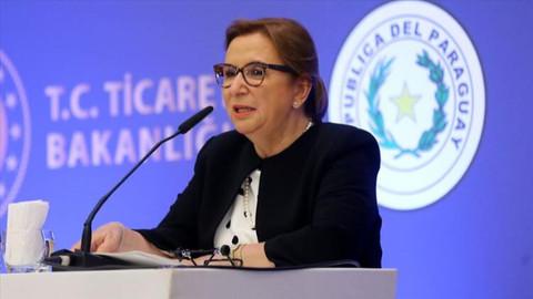 Bakan Pekcan: Mayıs ayında ihracat yüzde 10,8 arttı