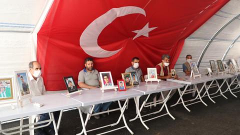 HDP önündeki eylemde 282'nci gün