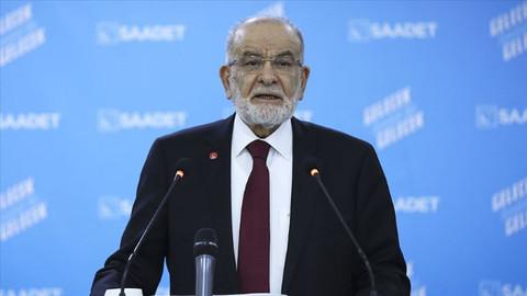 Karamollaoğlu'ndan Ayasofya açıklaması: İbadete açılmasının doğru olduğu kanaatindeyiz