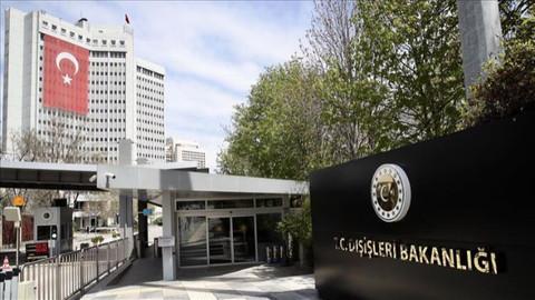 Dışişleri'nden ABD'ye 'Metin Topuz' tepkisi: Türk yargısı bağımsızdır