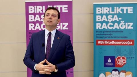 İmamoğlu'ndan Ayasofya açıklaması: Siyasi zeminde konuşan sürece ihanet eder