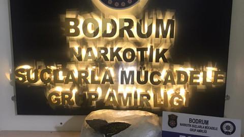 Bodrum'da uyuşturucu operasyonu