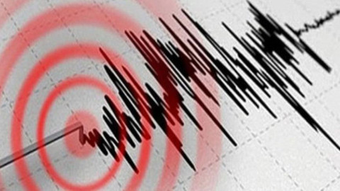 Yeni Zelanda'da 5,9 büyüklüğünde deprem