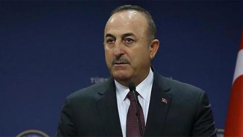 Dışişleri Bakanı Çavuşoğlu: İrini'nin içinde bulunan Fransa, Libya'ya bizzat silah gönderiyor