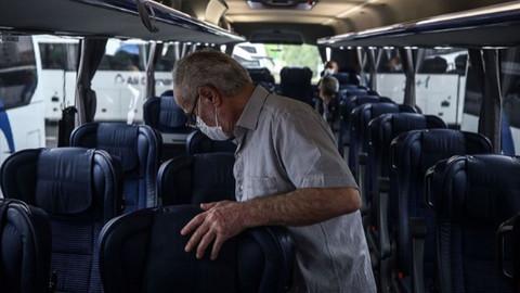 65 yaş üstü için seyahat izni!