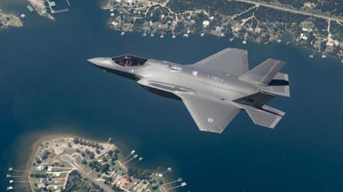 Pentagon'dan F-35 açıklaması: Türk şirketleri ile çalışmaya devam edeceğiz
