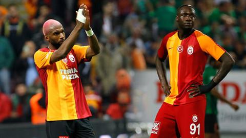 Galatasaray'da Babel ve Diagne gelişmesi
