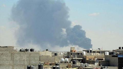 Libya'daki Vatiyye Üssüne hava saldırısı gerçekleşti