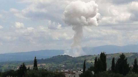 İçişlerinden  Sakarya'daki patlama ile ilgili açıklama