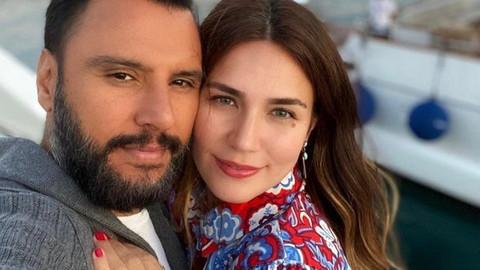 Alişan ile eşi Buse Varol'dan mutluluk fotoğrafı