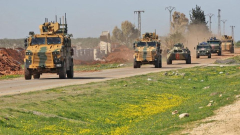 Türk- Rus ortak devriyesine saldırı