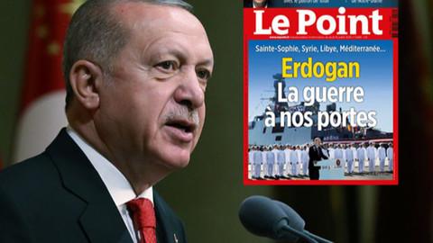 Fransız dergisinden provakasyon!