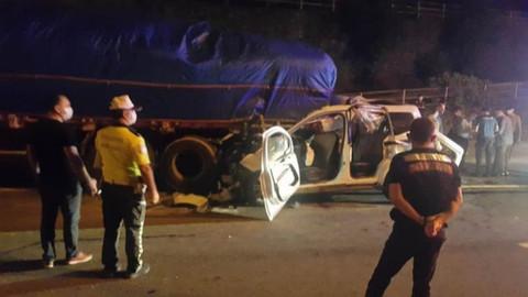 Trabzon'da kaza: Kurtulan olmadı