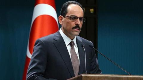 Cumhurbaşkanlığı Sözcüsü Kalın: Atatürk'e dil uzatılması diye bir şey söz konusu değil