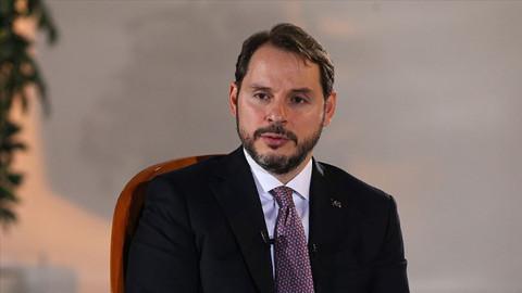Bakan Albayrak'tan ekonomik güven endeksi mesajı