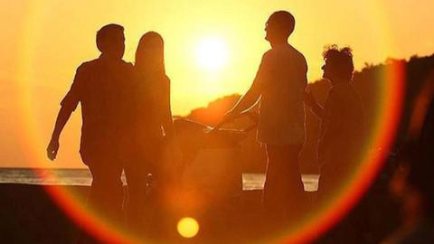 Güneş çarpmalarına dikkat!Bayramdan itibaren yazın en sıcak günleri başlıyor