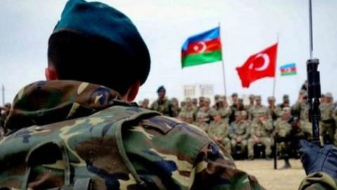 Ortak askeri tatbikat devam ediyor