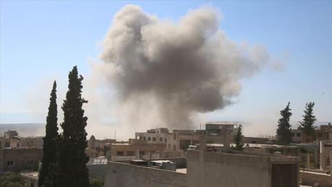 Rusya'dan İdlib'e hava saldırısı: 4 ölü