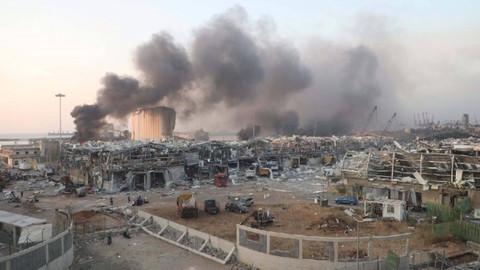 Türkiye Beyrut'a Sahra Hastanesi kuracak