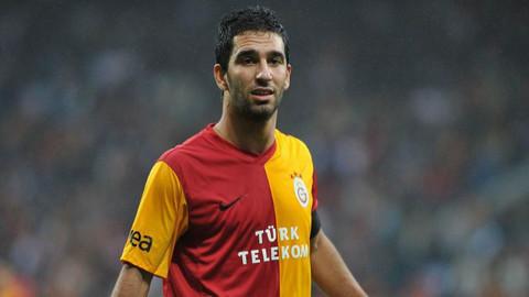 Arda Turan resmen Galatasaray'da