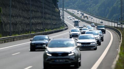 Kurban Bayramı'nda trafik kazası bilançosu açıklandı