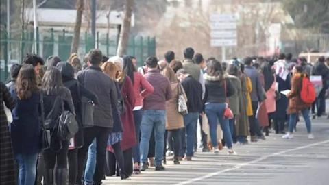 TÜİK açıkladı! Mayıs ayı işsizlik rakamları