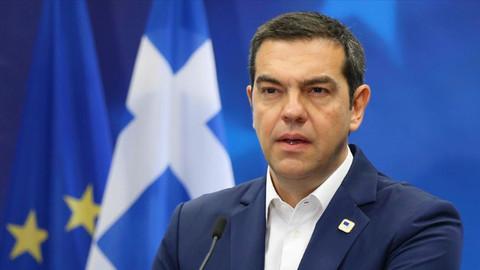 Yunanistan eski Başbakanı Çipras: Mısır ile anlaşma bizim argümanlarımızı zayıflattı