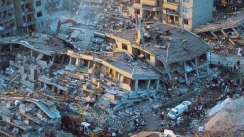 17 Ağustos depremi!