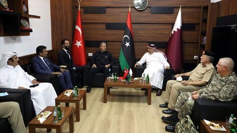 Milli Savunma Bakanı Akar: Libya'da BM tarafından tanınan meşru hükümetin yanındayız