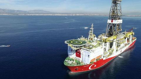 Karadeniz'de doğal gaz rezervi bulundu