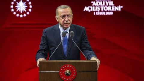 Erdoğan'dan İstanbul Barosu'na tepki: Avukatların meslekten men edilmeleri tartışılmalıdır