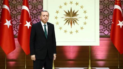 Erdoğan'dan Sivas Kongresi mesajı: Vatanımıza el uzatanlar, yine hüsrana uğrayacaklardır