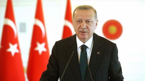 Erdoğan'dan Doğu Akdeniz mesajı: Bizi ya masada ya sahada acı tecrübelerle anlayacaklar