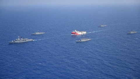 MSB'den Doğu Akdeniz mesajı: Asil milletimizin beklediği müjdeyi vereceğinize inanıyoruz