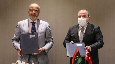 Sanayi ve Teknoloji Bakanı Varank:  Tehditlere karşı Libya ile birlikte mücadele ediyoruz