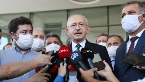 Kılıçdaroğlu, Böcek'in son durumunu açıkladı